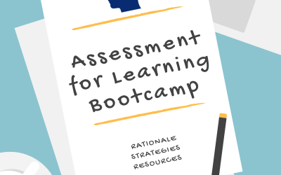 Assessment for Learning Bootcamp Image 2019 by Rahoo - Online Teacher CPD Courses