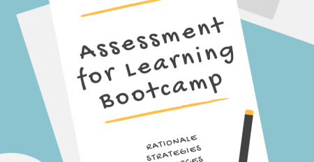 Assessment for Learning Bootcamp Image 2019