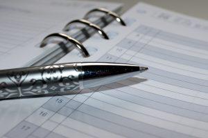 schedule pen